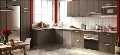 Donde situar los electrodomésticos en al cocina.