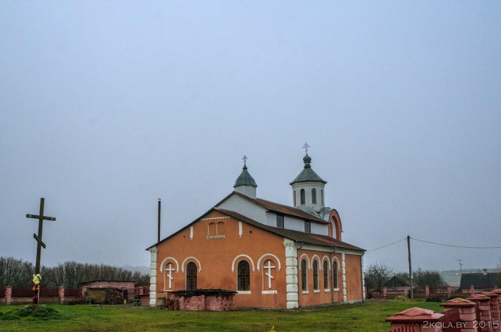 церковь в Рожанке