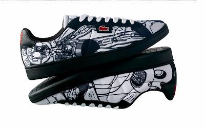 #LACOSTE L!VE x 手塚治虫聯名出擊:獨特原創限量 Broadwick 鞋款 3