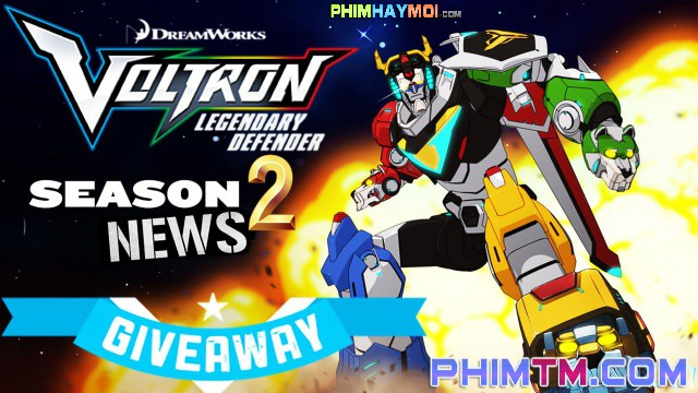 Xem Phim Người Máy Voltron: Dũng Sĩ Hesman 2 - Voltron: Legendary Defender Season 2 - phimtm.com - Ảnh 1