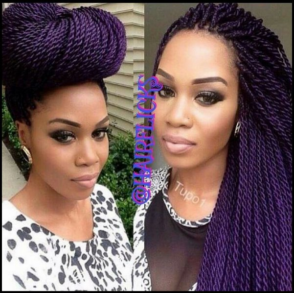 2018 Chic African American Braids For Women The Hot New Look 2