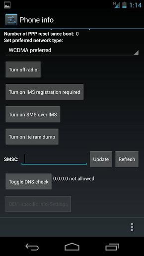 Cara Mengubah Smsc Di Android Tidak Bisa Kirim Sms