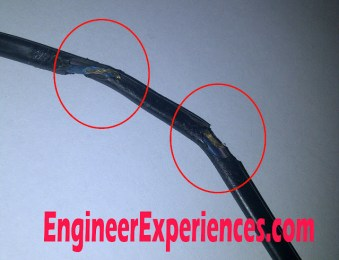 Wire of Soldering Iron