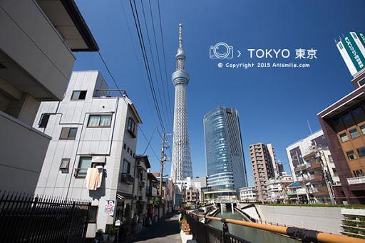 【走走東京】晴空塔
