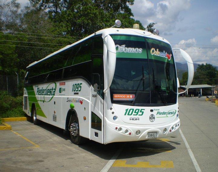 Resultado de imagen para buses de turismo bucaramanga