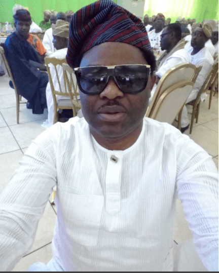 LOL!!! See What Yomi Fash Lanso Disclosed About His Dad