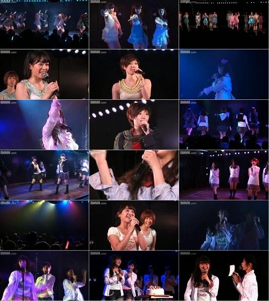 "(LIVE)(公演) AKB48 チームB ""パジャマドライブ"" 伊豆田莉奈の生誕祭 141015 & 141210"