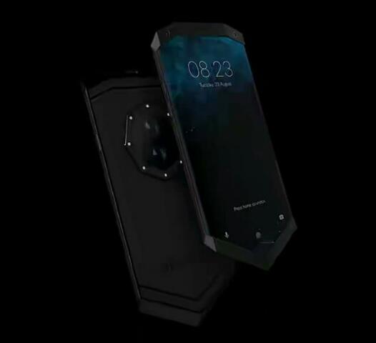 Lamborgini-inspired Prometheus Smartphone By Brandeis