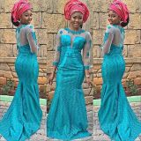 Latest aso ebi styles for ladies 2016