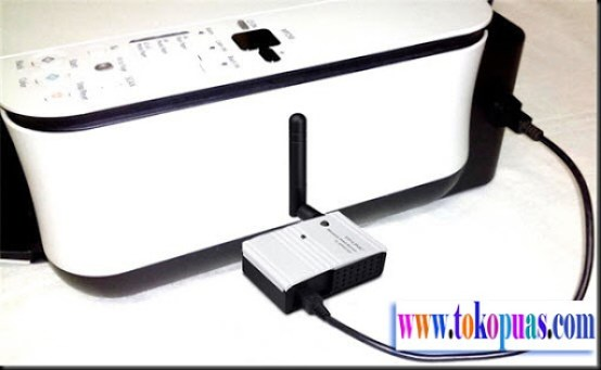 tutorial menggunakan wireless printer