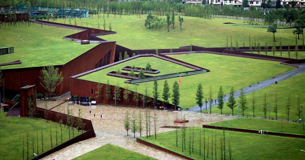 Wenchuan Earthquake Memorial Museum Amusing Planet