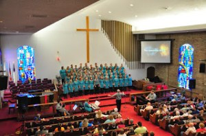 2014 - SingOuts - Huffman United Methodist Churh