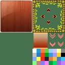 Wood Panel Variation #1 Windowskin (RMVX/VXA)