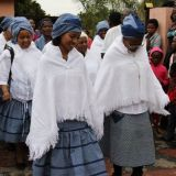 tswana traditional dresses for bridesmaids 2016