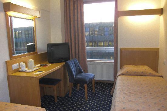 Royal National Hotel London.Hotel Londres