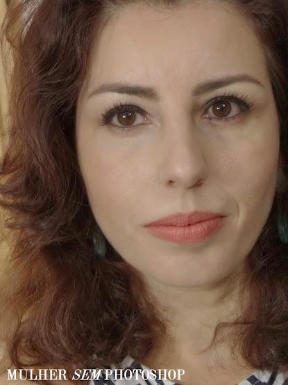 Pintei o cabelo - Garnier Pimenta Paloma