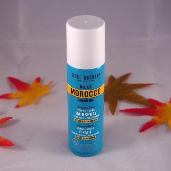 Marc Anthony: Oil of Morocco Argan Oil Volume Shine Hairspray