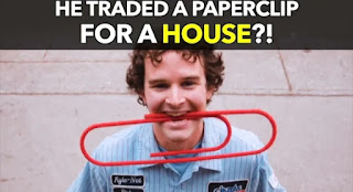The Story of Macdonald - from paper clip to $100,000
