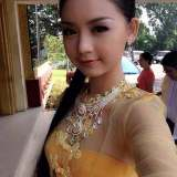 Myanmar Fashion Dress Beautiful and Awesome 2016