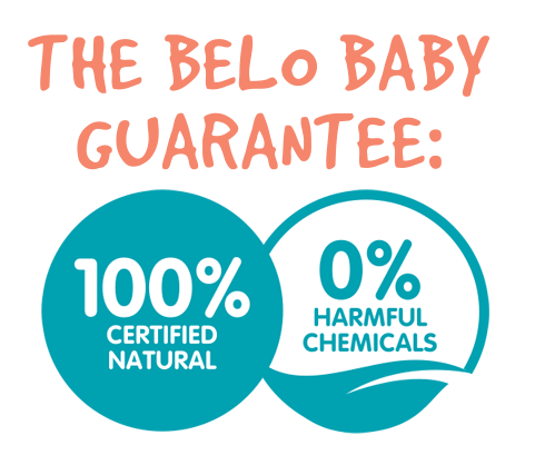 BELO BABY Guarantee with Icon