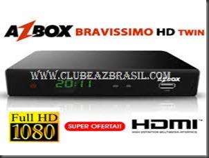 AZBOX BRAVISSIMO EM VIVOBOX S926
