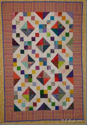 Cathy's Quilt - final