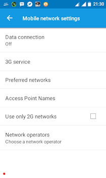 Is Your Internet Connection Slow? - 3 Ways To Speed Up Your Internet Connection(Android) 1