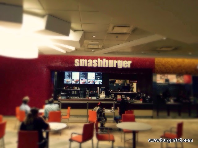 Smashburger Classic Smash Burger