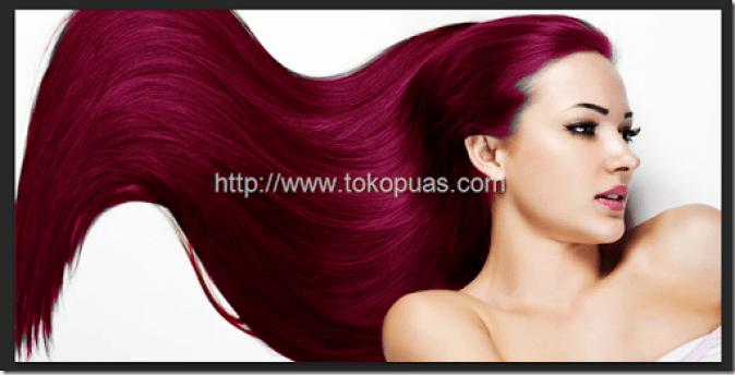 cara paling mudah mewarnai rambut photoshop