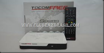 TOCOMFREE S928 V 334
