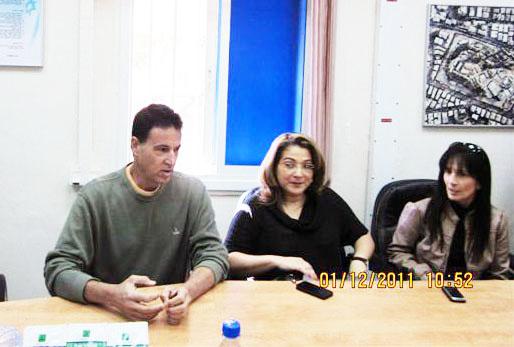 ארוע  עם קצין השלישות תאל אריה דהן 01.12.12 002