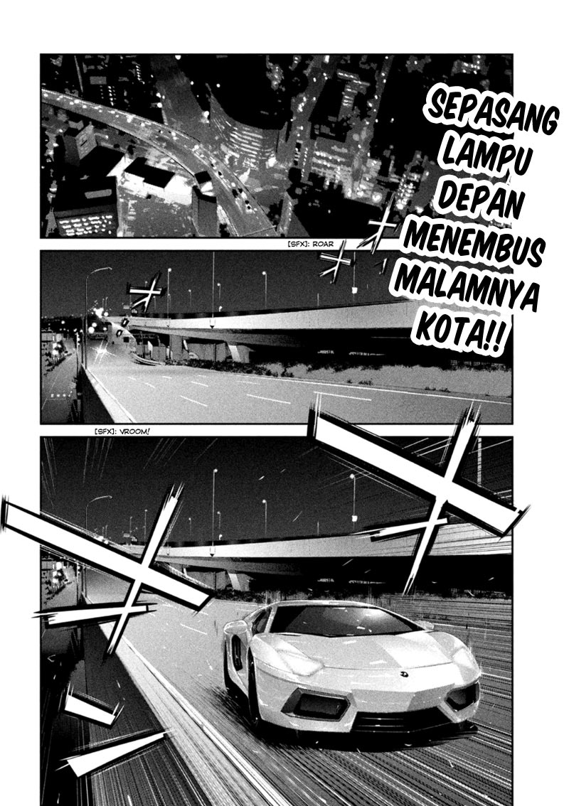 Prison School: Chapter 166 - Page 3