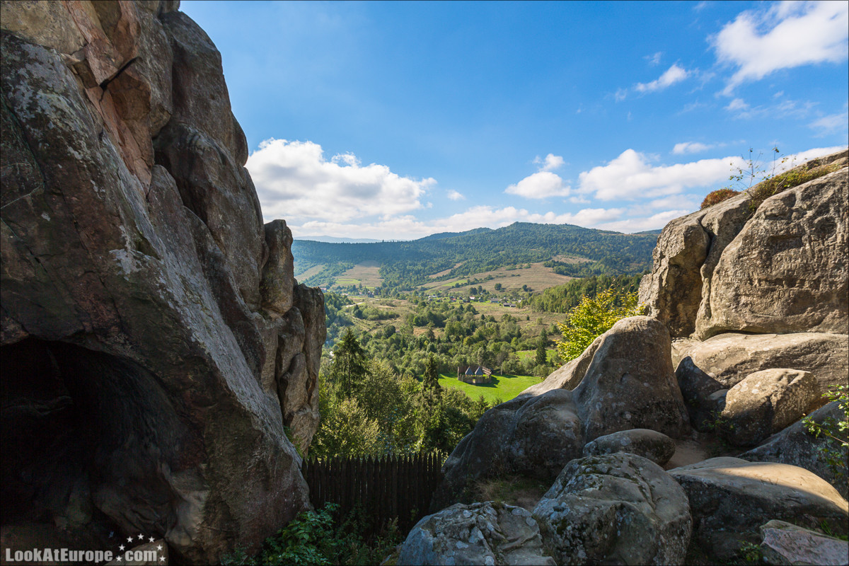 Карпаты - Тустань, Мёртвое озеро, Водопад Каменка | Слава Украине израильскими глазами