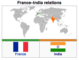France - India Relations