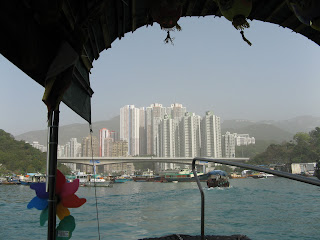 0180Cruise on Victoria Harbour