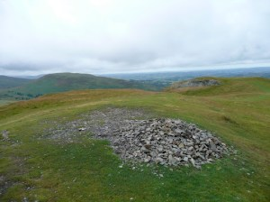 Ling Fell from Sale Fell Summit