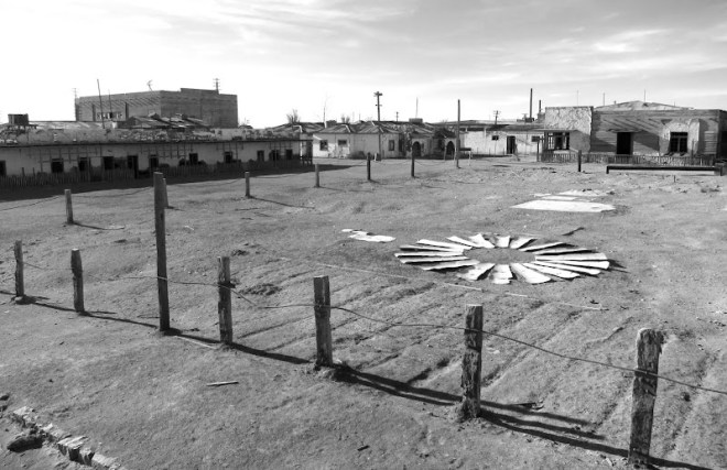 Humberstone - a Chilean ghost town