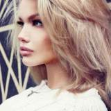 voluminous beautiful blonde hair 2016