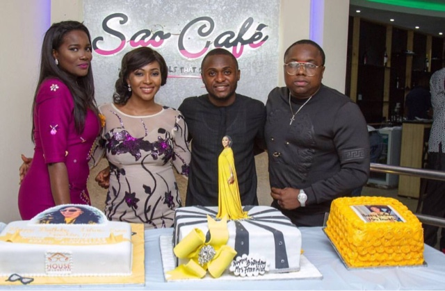 Image result for lilian esoro birthday party at sao cafe