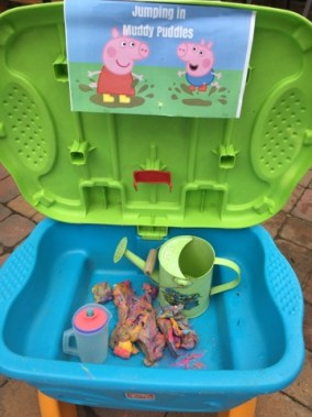 Peppa Pig Birthday Party For Kids Views From A Step Stool