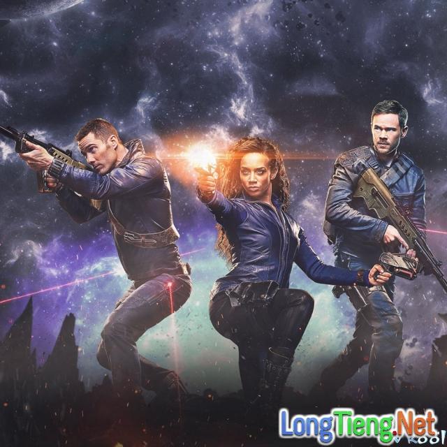 Xem Phim Đội Săn Tiền Thưởng 2 - Killjoys Season 2 - phimtm.com - Ảnh 1