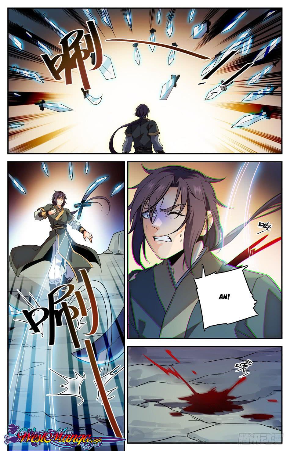 Lian Fei Wei Bao: Chapter 19 - Page 2