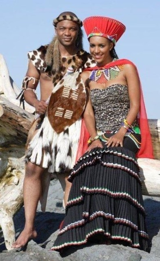 latest zulu traditional wedding dresses in south africa
