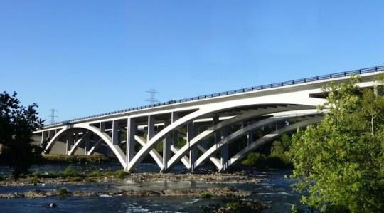 Wilhamut Passage Bridge