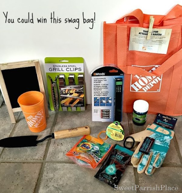 Help me get to know you by commenting on this post for your chance to win this swag bag!