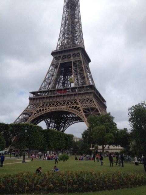 Warum ich mit zwei neuen Taschen aus Paris zurückkehrte…