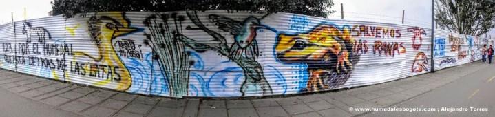 Obras de arte con graffiti