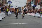 Gilbert wint sprint van Hushovd voor 2e plaats