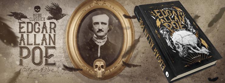 DarkSide lança COLEÇÃO DEFINITIVA do maior autor de horror de todos os tempos - Edgar Allan Poe