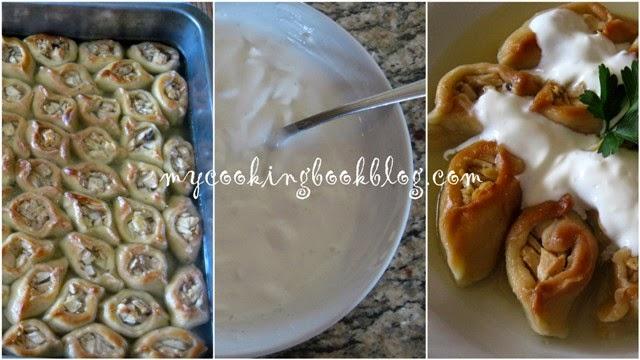 Сини Мантъ (Арменско традиционно ястие)